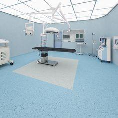 Operation room for Tarkett.