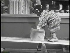 Little Rascals.... Buckwheat on Ice...