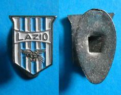 DISTINTIVO SPILLA PIN BADGE LAZIO CALCIO - PIEDINO