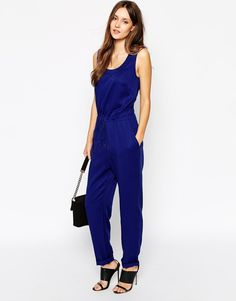 Pin for Later: Jump Into Something a Bit Different This Wedding Season French Connection Miami Drape Jumpsuit French Connection Miami Drape Jumpsuit (£57)
