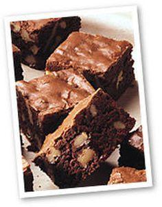 Brownies: das einfache Rezept, ich füge 2 große Esslöffel Ca . Nutella Brownies, Kakao Brownies, Beste Brownies, Cocoa Brownies, Cream Cheese Brownies, Brownie Frosting, Chewy Brownies, Caramel Brownies, Homemade Brownies