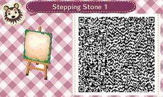 Patrón New Leaf Código QR Caminos, manumisssion: Animal Crossing: Tengo Un Otro, de doble Espesor ...
