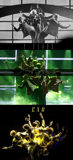 EXO #2YearsWithEXO
