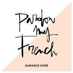 """(Sorry for those who have seen this post already but I just deleted it instead of editing by mistake so reposting  going to sleep at 4:00am isn't doing me any favours to me this morning. Happy Friday all :)  Just finished listening to my very first podcast - Garance Dore's """"Pardon My French"""" @carolinedemaigret @isabelmarant and @garancedore - three of my style icons and muses - talk about themselves as well as everything related to French culture fashion music and what it means to look…"""