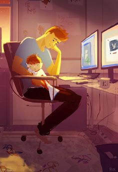 Early morning buddy. by PascalCampion