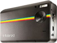 Polaroid Z2300 take digital pictures and print them instantly. Retro yet modern, pretty cool.
