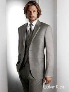 Ok, I can't help but repost this. The suits nice, but the guy in it is just plain HOT!