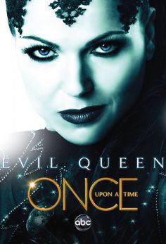 """Poster de """"Once Upon a Time"""" (estreou na ABC a 23/10/11)"""