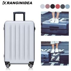Popular quality products offers from famous marketplaces and trust sellers Trolley Case, Spinner Suitcase, Travel Light, Travel Bags, Stuff To Buy, Popular, Products, Travel Tote, Suitcases