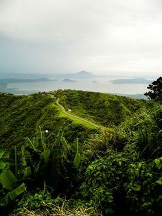 Taal lake - Cavite, Philippines Copyright: Sherwin Patrick Daan
