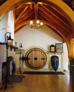 A Hobbit House {If I Lived Here} - The Inspired Room