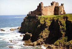 Escócia - Castle Tantallon