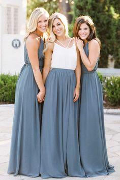 Revelry Bridesmaid Dresses#dresses #fashion #bridesmaiddresses #wedding / http://www.deerpearlflowers.com/revelry-bridesmaid-dresses/