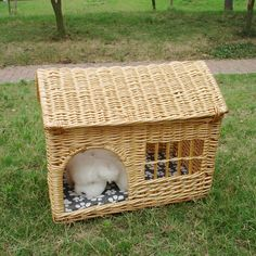 Summer willow wicker cat litter Kennel Cat House Kennel small dog Teddy  product specials,puppy dog and kitty cat pet house cage