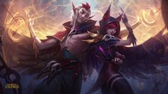 Image result for league of legends xayah hd