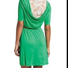 Lace summer dress! Pretty!