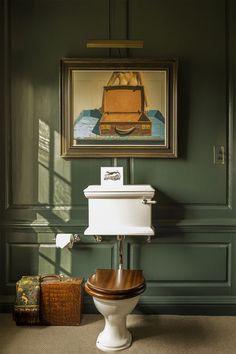 Grade I Listed Georgian Hall, Lancashire Case Study Modern Georgian, Georgian Homes, Boho Bathroom, Small Bathroom, Master Bathroom, Quirky Bathroom, Masculine Bathroom, Bathroom Hacks, Ensuite Bathrooms