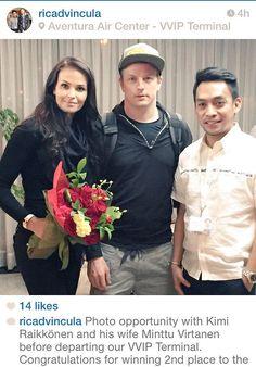 instagram Fan. #Kimi #KimiRaikkonen #Raikkonen #iceman #scuderiaferrari #bahgp #redseason #BahrainGp #F1 #MinttuVirtanen (Monday, 2015-04-20)