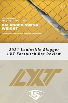 Louisville Slugger have put a lot of work into constructing this 2021 LXT fastpitch bat. They have one aim in mind- they wanted to develop one of the lightest and most balanced bats out there. Click the image to see this full review. Louisville Slugger Softball Bats, Softball Equipment, Fastpitch Softball, How To Find Out, Image