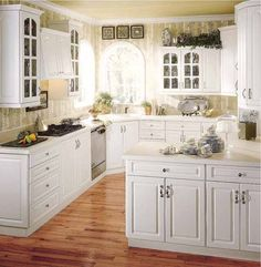 Attractive Ultimate White Kitchen Cabinet Collection Decorating Ideas Backsplash With  Cabinets Home Design Part 31