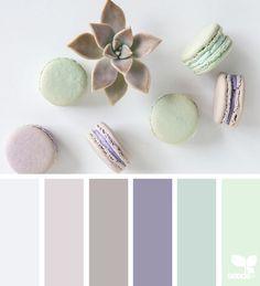 { color spring } color palette from Design Seeds - image via: