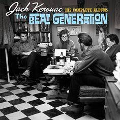 JACK KEROUAC Complete Albums on 3 CD Set Factory Sealed Bonus Tracks RARE OOP (Click image to Buy)