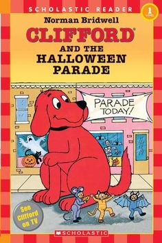Clifford and the Halloween Parade :)
