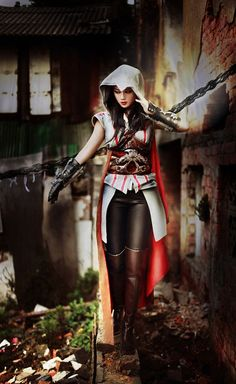 Assassin's Creed Ezio Cosplay