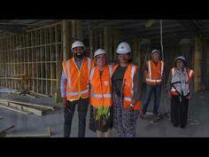 Jet Park Hotel Conference Centre Construction Video