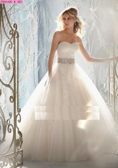 All our Garments are Made-To-Order. We offer free shipping and handling for all our goods  All sizes in stock. Made-To-Order all our wedding dresses.  The dresses does not include any accessories: such as gloves, wedding veil and the little jacket (showed in the picture). The price we quote is o...