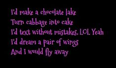 Barbie Song, Lake Cake, Lol, Neon Signs, Songs, Song Books, Fun