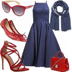 Vacanze romane  outfit donna Trendy per tutti i giorni e serata fuori  194ac0dc16c