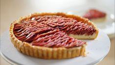 Vanilla Custard Apple Pie – Bruno Albouze Custard Pudding, Vanilla Custard, Apple Tart Recipe, Apple Pie, Biscuits, Pie Crust Dough, Apple Cheesecake, Tart Shells, Puff Pastry Recipes