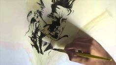 METAL GEAR SOLID speed drawing - SOLID SNAKE