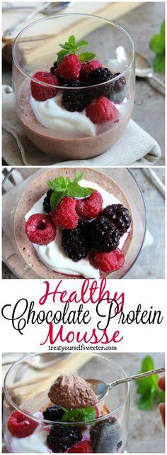 Healthy Protein Choc