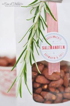 Salzmandeln I Geschenke aus der Küche I Casa di Falcone