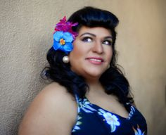 NEW Blog Post| Summer! I Ain't Done With You yet!!!  #OOTD #Review #HellBunny #GwynnieBee #PlusSize #Fashion #PSBlogger #BlogsByLatinas #LatinaBloggers #FBloggers #Vintage #Retro #50s #Rockabilly #Tropical #Hawaiian #effyourbeautystandards #curves #Curvas #Giving40HELL