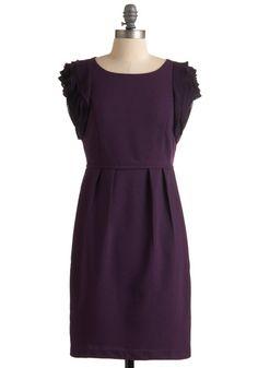 Modern Day Royalty Dress | Mod Retro Vintage Dresses | ModCloth.com - StyleSays