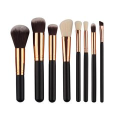 2017 hot sale Makeup Brush  8Pcs Mini Cosmetic Eyebrow Eyeshadow Brush Makeup Brush Sets Kits Tools   beauty health 18Jan 12. Yesterday's price: US $3.55 (2.91 EUR). Today's price: US $3.55 (2.94 EUR). Discount: 63%.