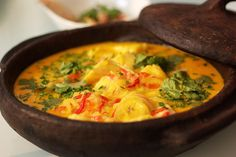 Moqueca by chef Bella MASANO in the third day of Peixe em Lisboa 2013 - Lisbon Fish & Flavours.