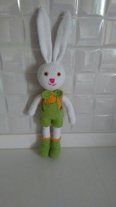 Yeşil tavşanım