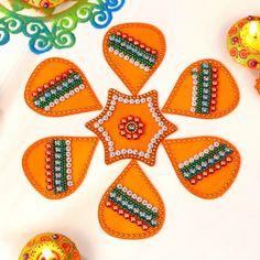 Rangoli Designs for Diwali: Buy Diwali Rangoli Online, Rangoli Stencils Diya Designs, Colorful Rangoli Designs, Rangoli Designs Diwali, Diwali Rangoli, Diwali Decorations, Festival Decorations, Same Day Delivery Gifts, Diwali Gift Hampers, Mandala Sketch