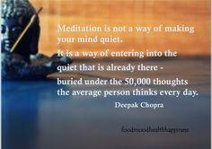 Benefits of meditation - Meditation Part 1