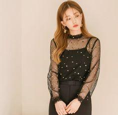 Korean Fashion – How to Dress up Korean Style – Designer Fashion Tips Cute Fashion, Fashion Outfits, Womens Fashion, Fashion Trends, Ulzzang Fashion, Ulzzang Girl, Korean Street Fashion, Asian Fashion, Bora Lim