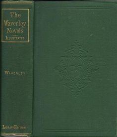Waverley or Tis Sixty Years Since (Waverley Novels - Household Edition, Vols. I & II) by Sir Walter Scott, http://www.amazon.com/dp/B003EWIH42/ref=cm_sw_r_pi_dp_VxhGrb0Y9BGKF