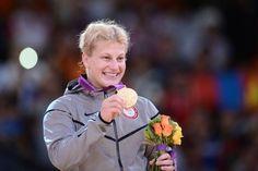 Kayla Harrison wins first ever US judo gold