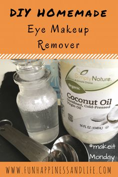 DIY Homemade eye makeup remover is a frugal way to win at skin care. Easy to make from simple ingredients and great for your eyes. Eye makeup remover, another DIY skin care item that works well, feels great on your skin, and can save you money. Homemade Skin Care, Diy Skin Care, Skin Care Tips, Skin Tips, Skin Secrets, Homemade Beauty, Homemade Blush, Frugal, Diy Makeup Remover