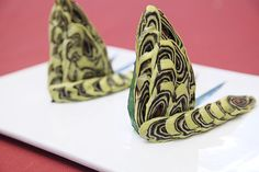 Butterfly pastries made with tea! #hangzhou #china #tea #longjing tea #dragon well tea #relax #meditate #travel #explore #recipe #delicious