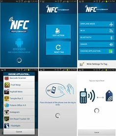 Want to enable required device settings in a tap? NFC Profile Manager App is just for you! It lets your smartphone perform everyday actions as per requirement. With NFC Profile Manager controlling your device settings is a snap. Love multitasking? This App can easily do multifarious activities like switching on Bluetooth, activate ringer or airplane mode, or, set up WiFi connectivity, with a simple touch of a NFC tag.