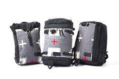 Kletterwerks x Pendleton 2015 Bag Collection
